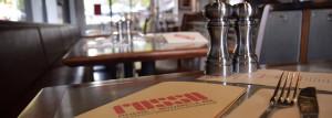 Rosso Pizzeria Menu